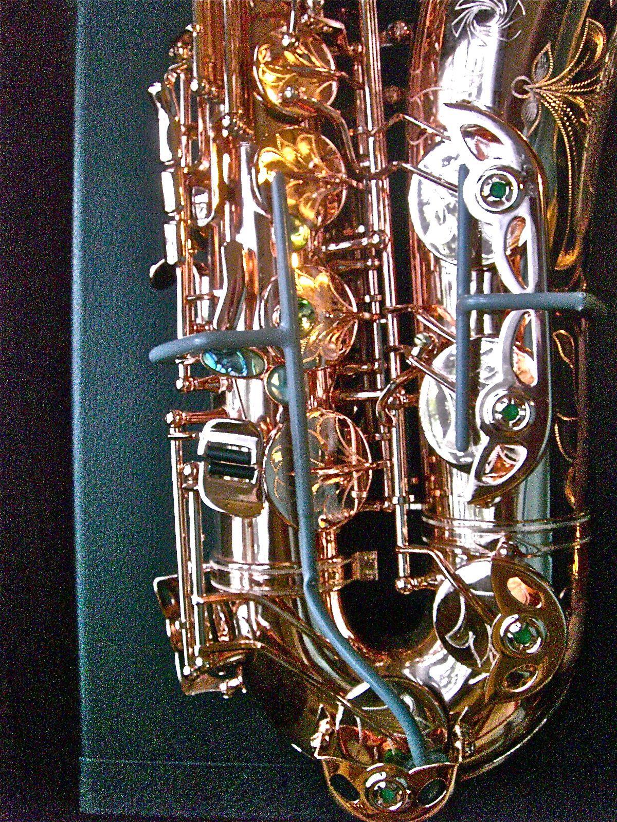 Mistress Sharon S Tenor Saxophone Key Clamps Steve